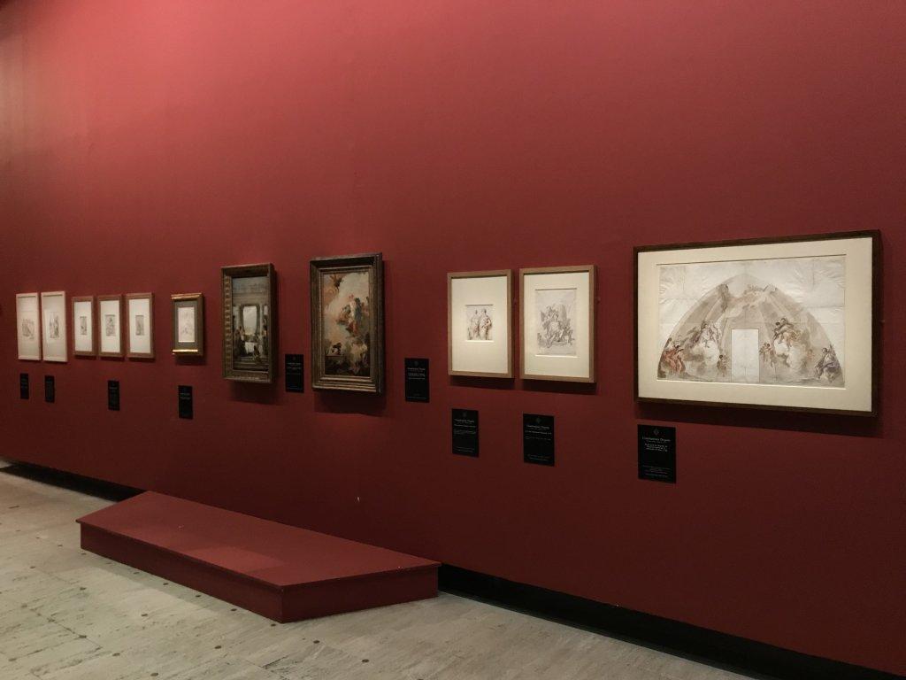 Vue de l'exposition Eblouissante Venise, les arts et l'Europe au XVIIIe siècle - Grand Palais (27)