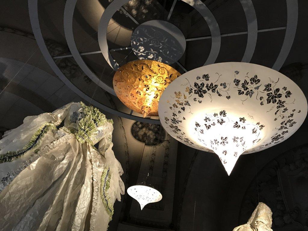 Vue de l'exposition Eblouissante Venise, les arts et l'Europe au XVIIIe siècle - Grand Palais (30)