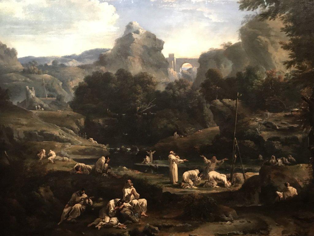 Vue de l'exposition Eblouissante Venise, les arts et l'Europe au XVIIIe siècle - Grand Palais (32)