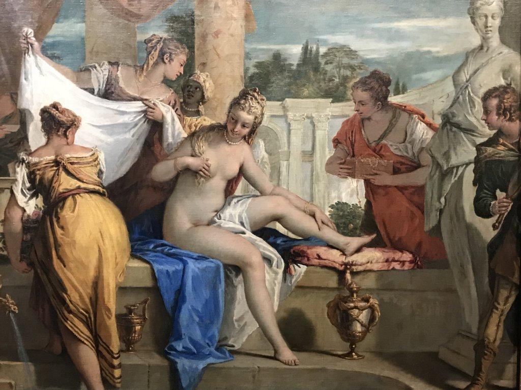 Vue de l'exposition Eblouissante Venise, les arts et l'Europe au XVIIIe siècle - Grand Palais (34)