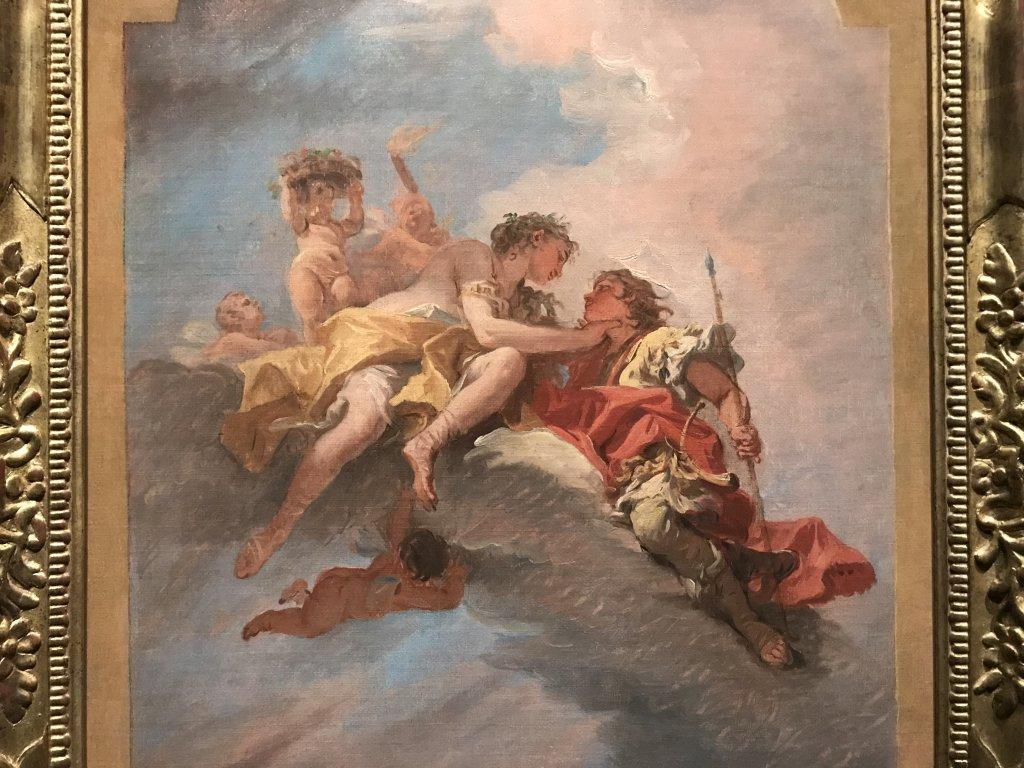 Vue de l'exposition Eblouissante Venise, les arts et l'Europe au XVIIIe siècle - Grand Palais (36)