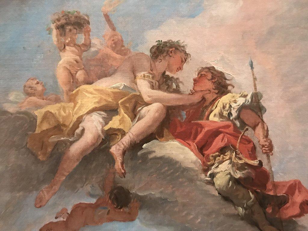 Vue de l'exposition Eblouissante Venise, les arts et l'Europe au XVIIIe siècle - Grand Palais (37)