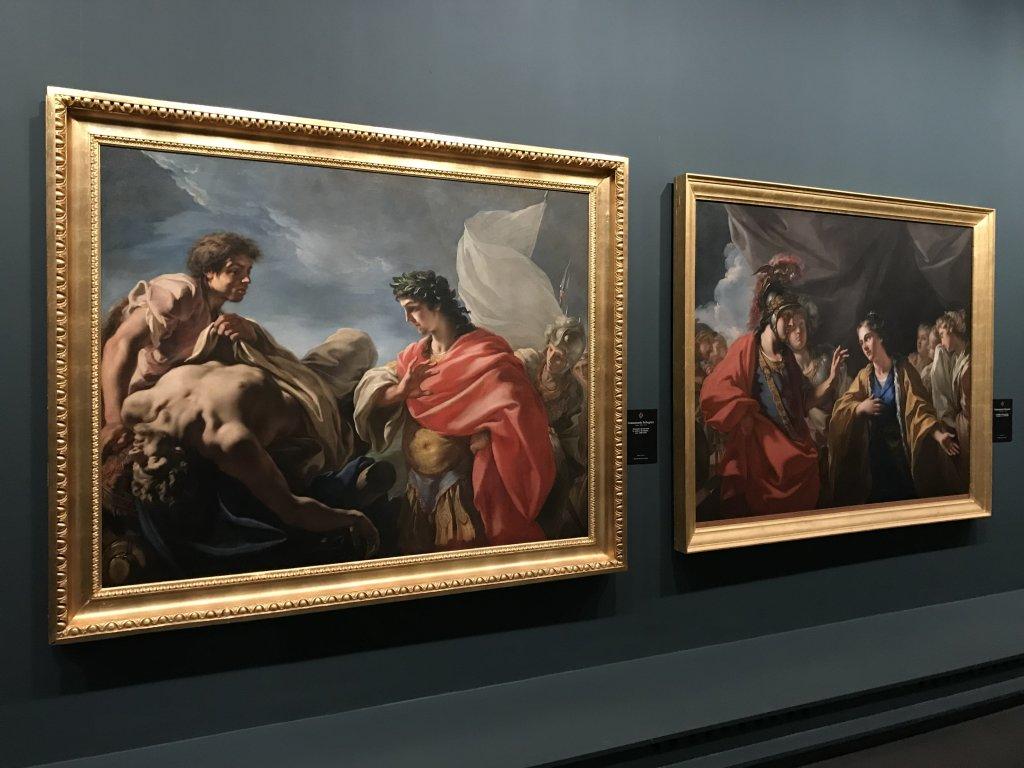 Vue de l'exposition Eblouissante Venise, les arts et l'Europe au XVIIIe siècle - Grand Palais (38)