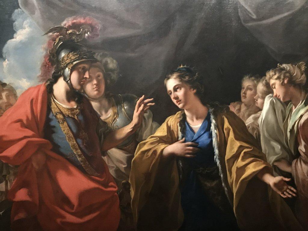 Vue de l'exposition Eblouissante Venise, les arts et l'Europe au XVIIIe siècle - Grand Palais (39)
