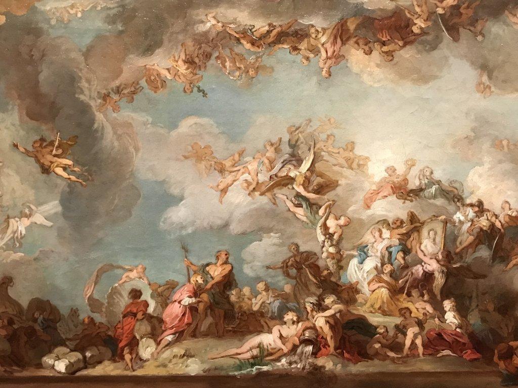 Vue de l'exposition Eblouissante Venise, les arts et l'Europe au XVIIIe siècle - Grand Palais (40)