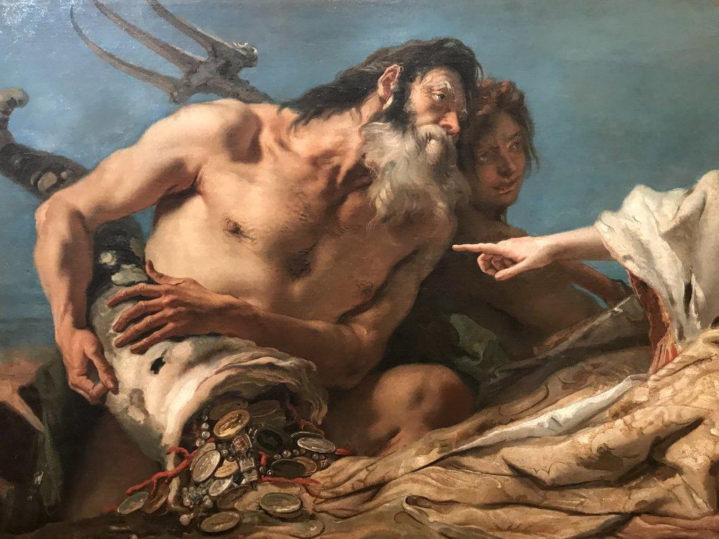 Vue de l'exposition Eblouissante Venise, les arts et l'Europe au XVIIIe siècle - Grand Palais (43)