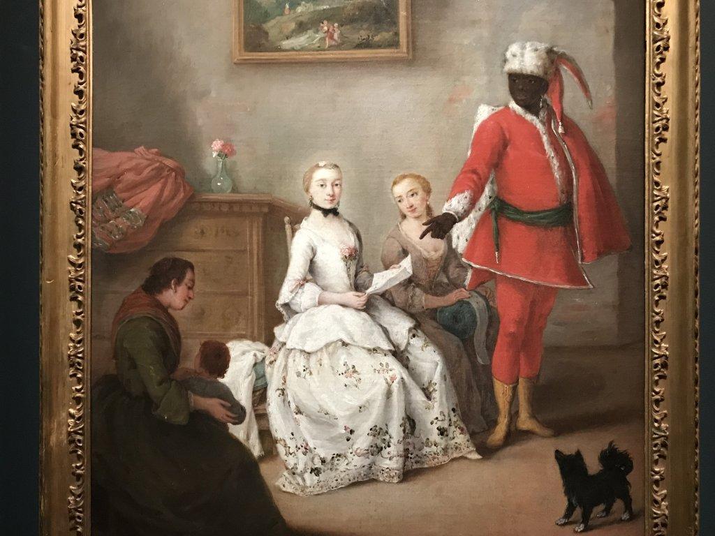 Vue de l'exposition Eblouissante Venise, les arts et l'Europe au XVIIIe siècle - Grand Palais (45)