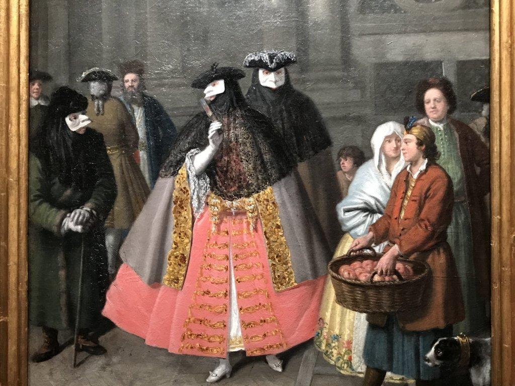 Vue de l'exposition Eblouissante Venise, les arts et l'Europe au XVIIIe siècle - Grand Palais (46)