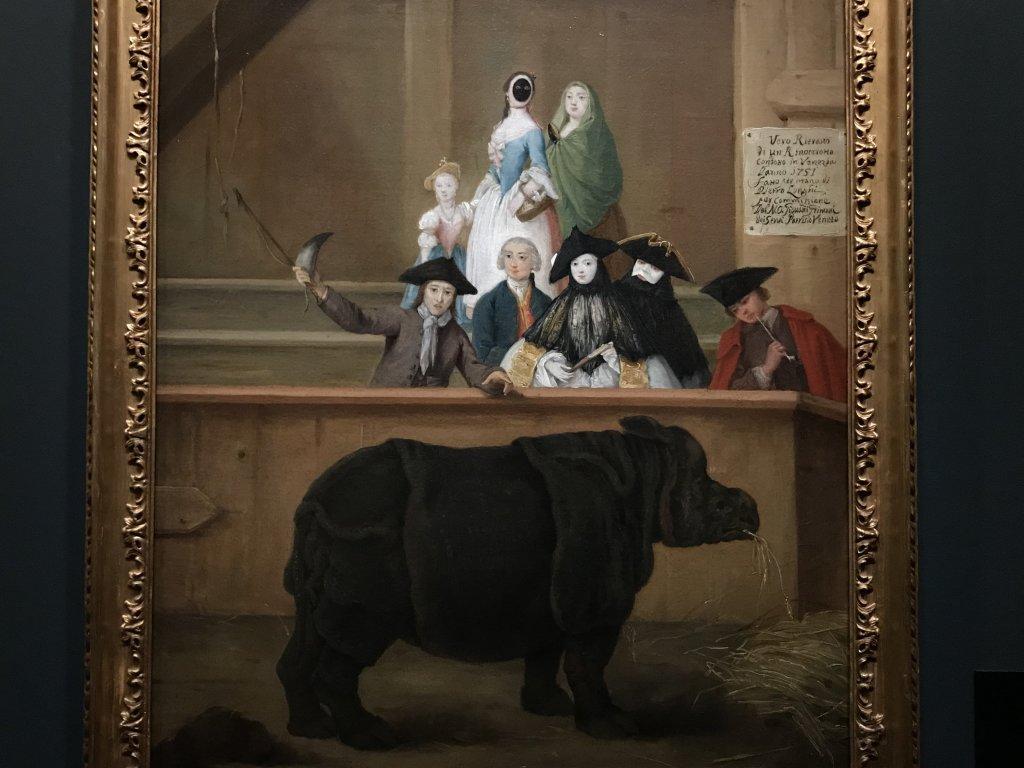 Vue de l'exposition Eblouissante Venise, les arts et l'Europe au XVIIIe siècle - Grand Palais (47)
