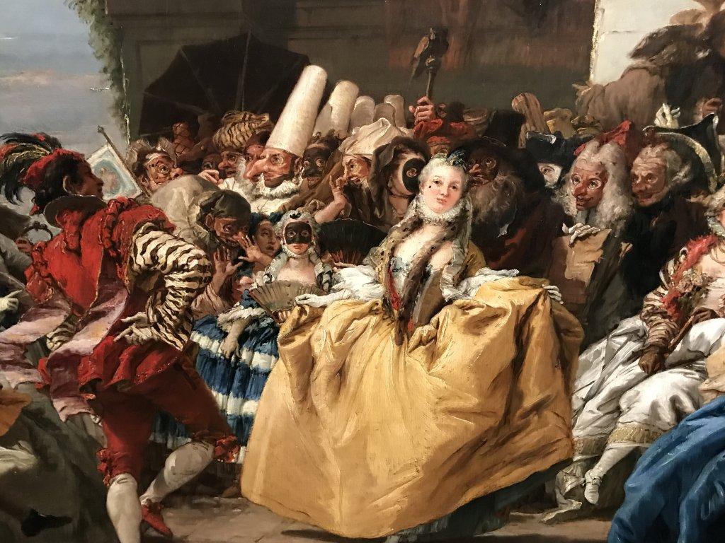 Vue de l'exposition Eblouissante Venise, les arts et l'Europe au XVIIIe siècle - Grand Palais (49)