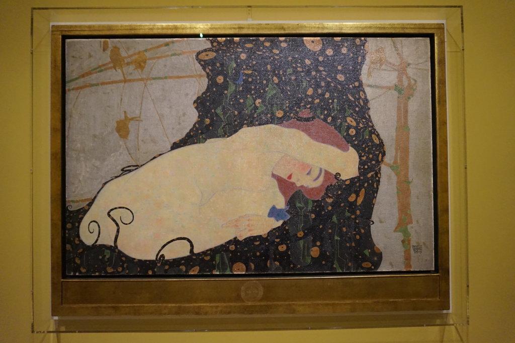 Vue de l'exposition Egon Schiele - Fondation Louis Vuitton (11)