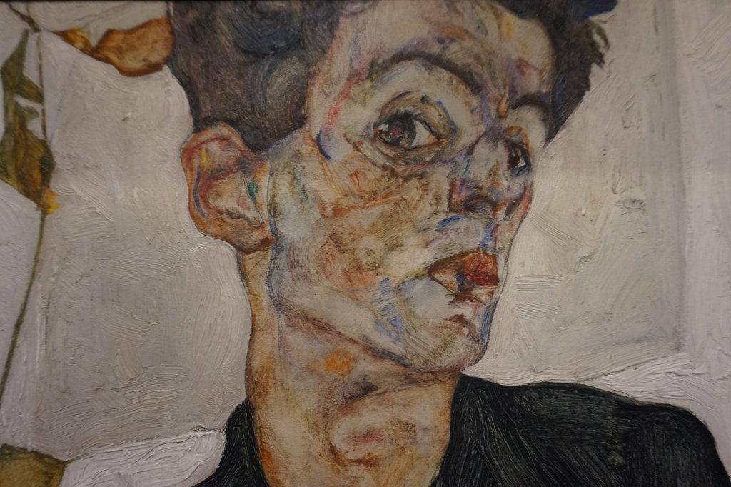 Vue de l'exposition Egon Schiele - Fondation Louis Vuitton (28)