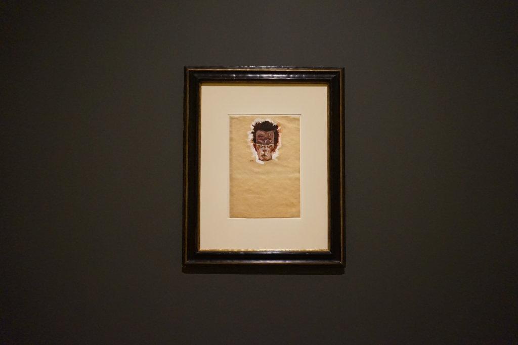 Vue de l'exposition Egon Schiele - Fondation Louis Vuitton (34)