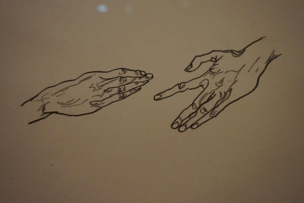 Vue de l'exposition Egon Schiele - Fondation Louis Vuitton (50)