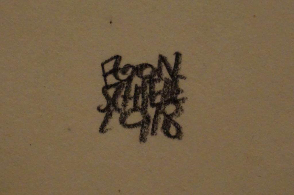 Vue de l'exposition Egon Schiele - Fondation Louis Vuitton (8)