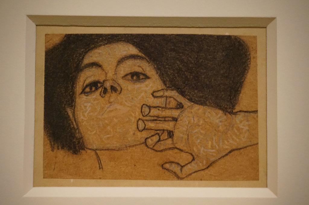 Vue de l'exposition Egon Schiele - Fondation Louis Vuitton (9)