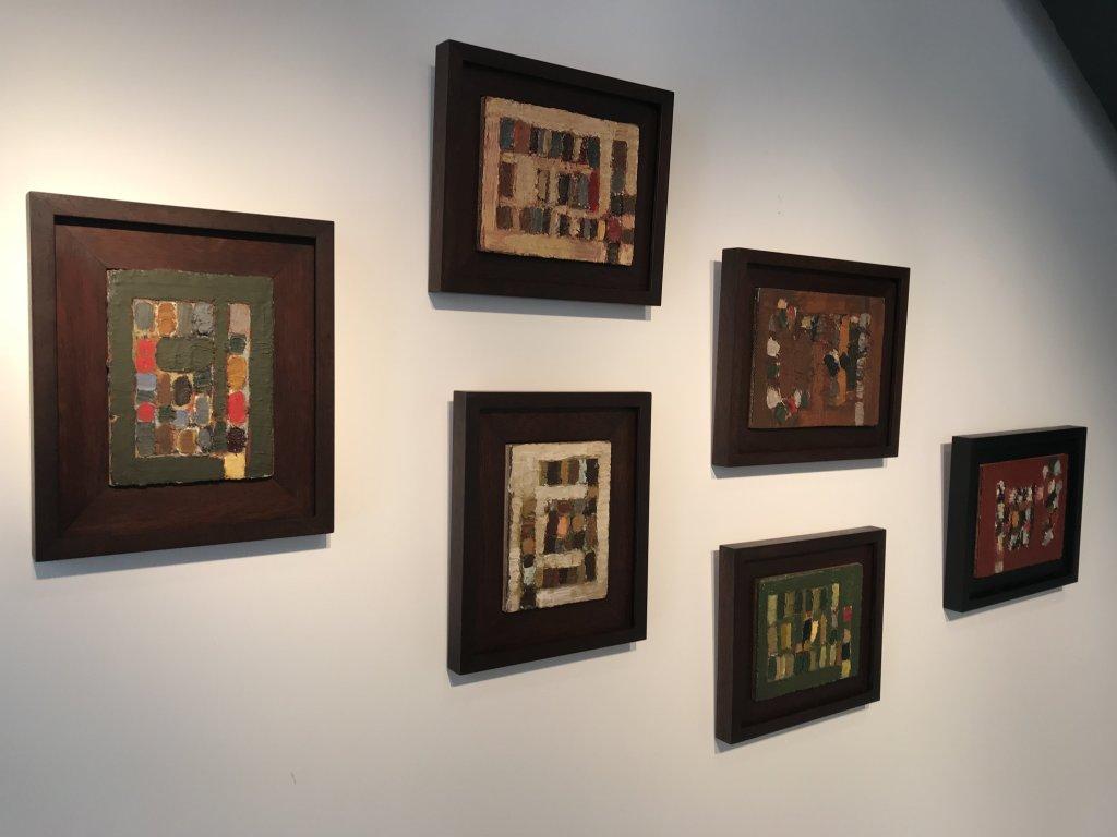 Vue de l'exposition Jean-Michel Coulon - Galerie Dutko Bonaparte (11)