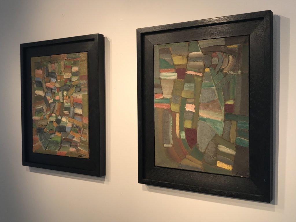 Vue de l'exposition Jean-Michel Coulon - Galerie Dutko Bonaparte (13)