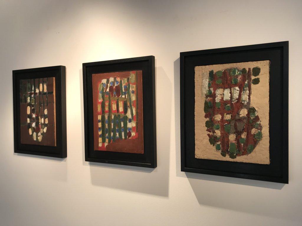 Vue de l'exposition Jean-Michel Coulon - Galerie Dutko Bonaparte (15)