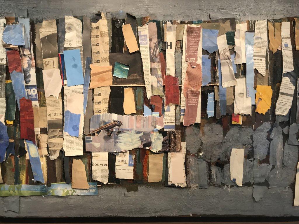 Vue de l'exposition Jean-Michel Coulon - Galerie Dutko Bonaparte (2)