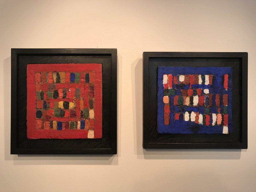 Vue de l'exposition Jean-Michel Coulon - Galerie Dutko Bonaparte (22)