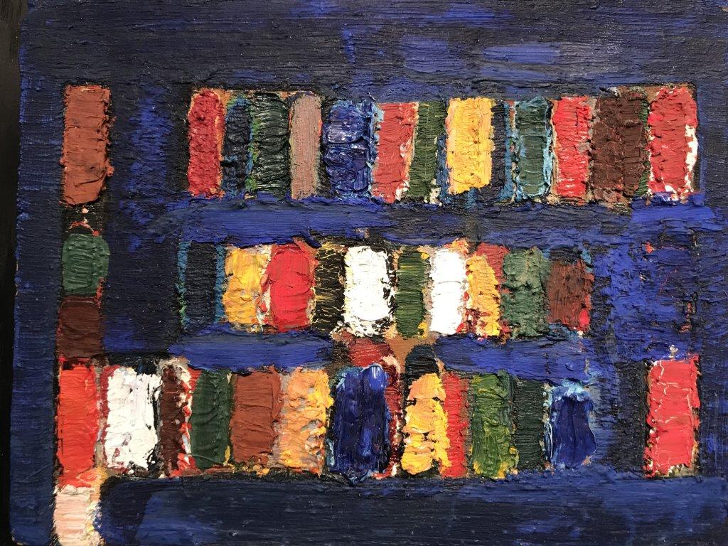 Vue de l'exposition Jean-Michel Coulon - Galerie Dutko Bonaparte (25)
