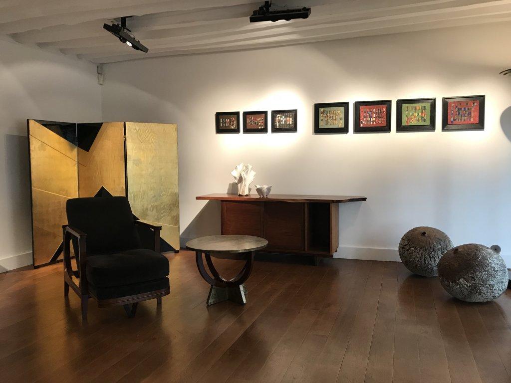 Vue de l'exposition Jean-Michel Coulon - Galerie Dutko Bonaparte (26)