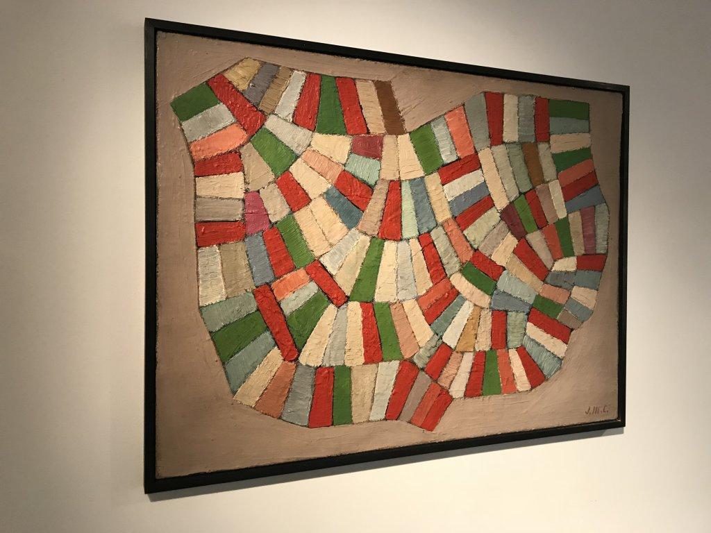 Vue de l'exposition Jean-Michel Coulon - Galerie Dutko Bonaparte (28)