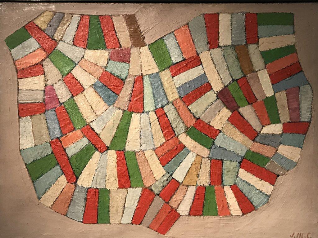 Vue de l'exposition Jean-Michel Coulon - Galerie Dutko Bonaparte (29)