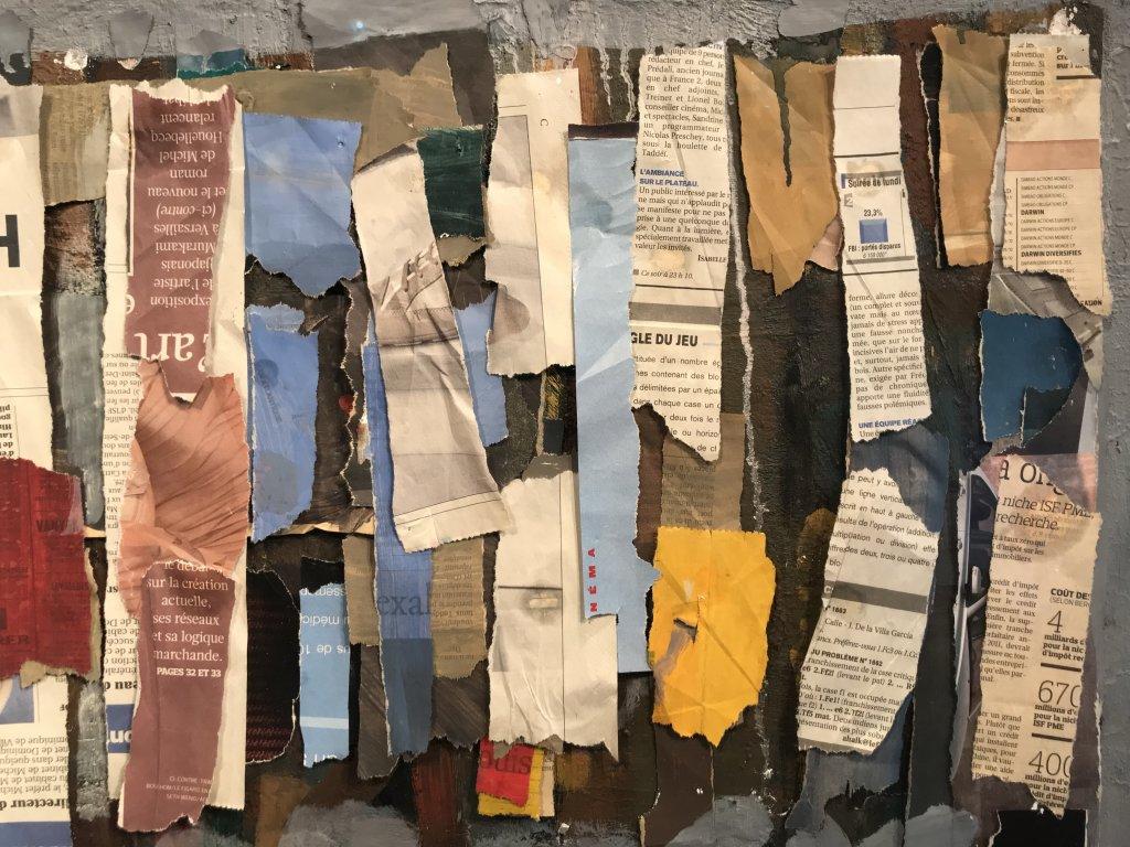 Vue de l'exposition Jean-Michel Coulon - Galerie Dutko Bonaparte (3)