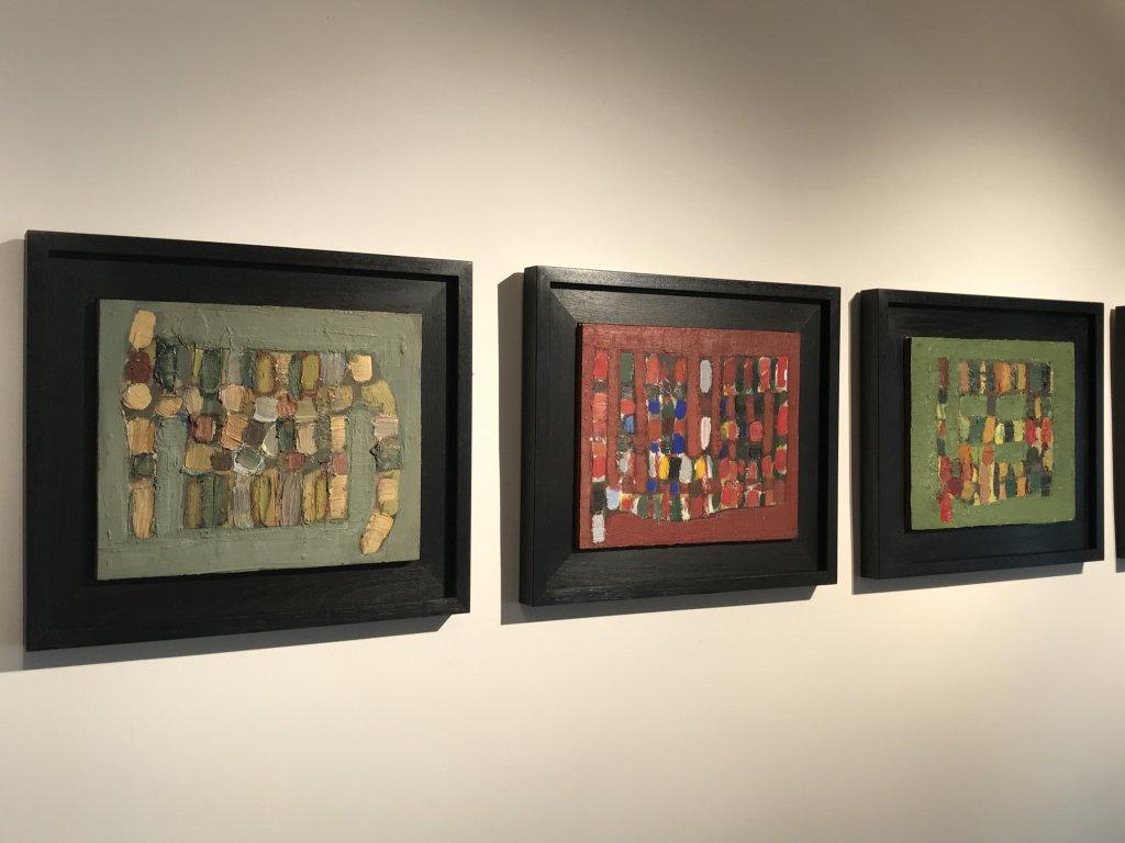 Vue de l'exposition Jean-Michel Coulon - Galerie Dutko Bonaparte (30)