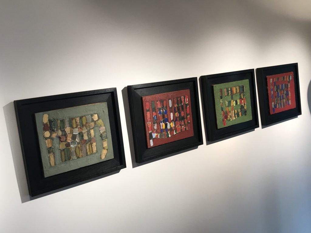 Vue de l'exposition Jean-Michel Coulon - Galerie Dutko Bonaparte (35)