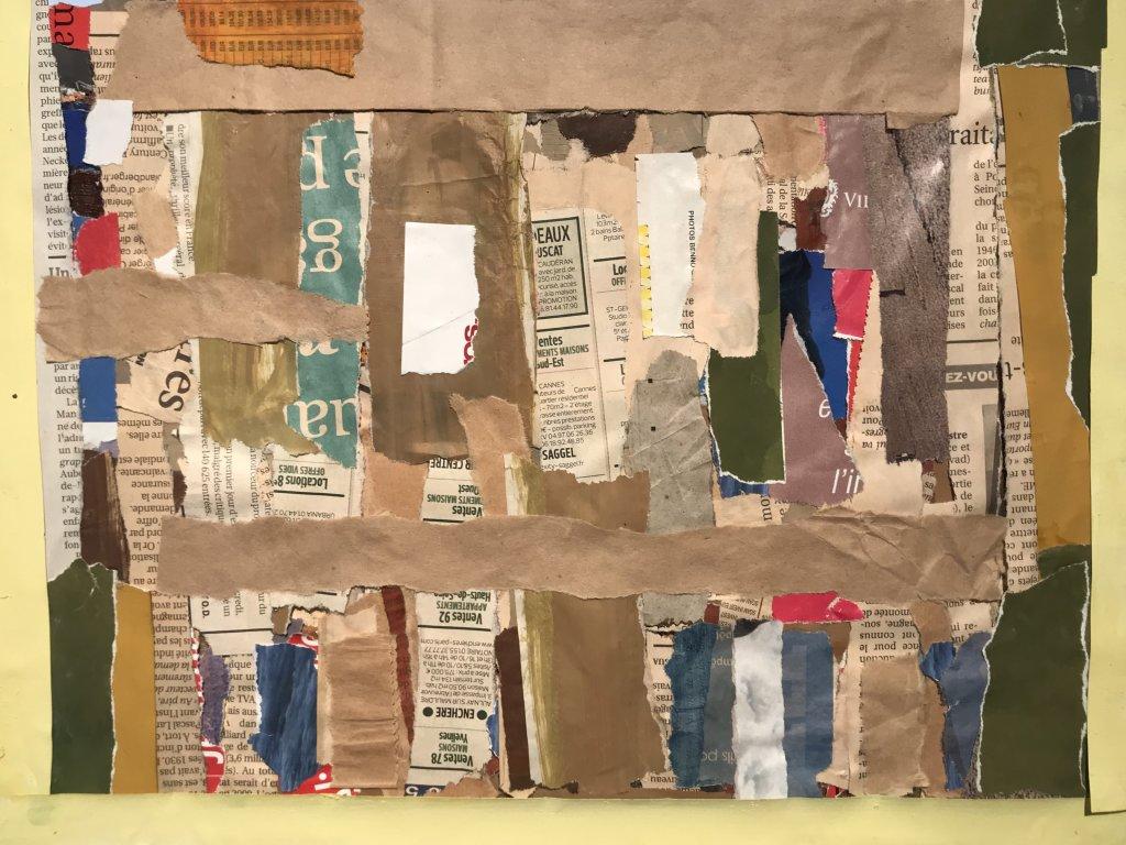 Vue de l'exposition Jean-Michel Coulon - Galerie Dutko Bonaparte (38)