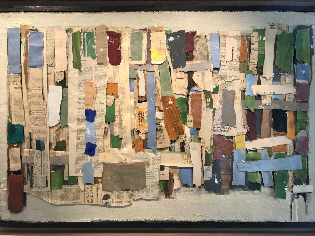 Vue de l'exposition Jean-Michel Coulon - Galerie Dutko Bonaparte (4)