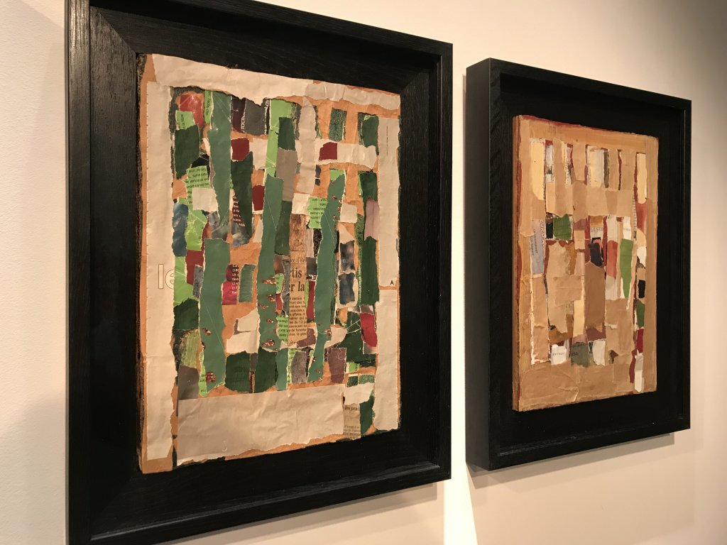 Vue de l'exposition Jean-Michel Coulon - Galerie Dutko Bonaparte (40)