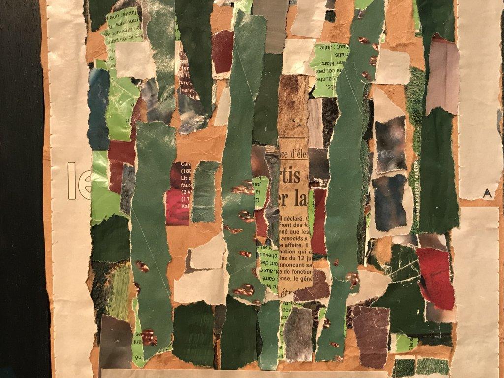Vue de l'exposition Jean-Michel Coulon - Galerie Dutko Bonaparte (41)