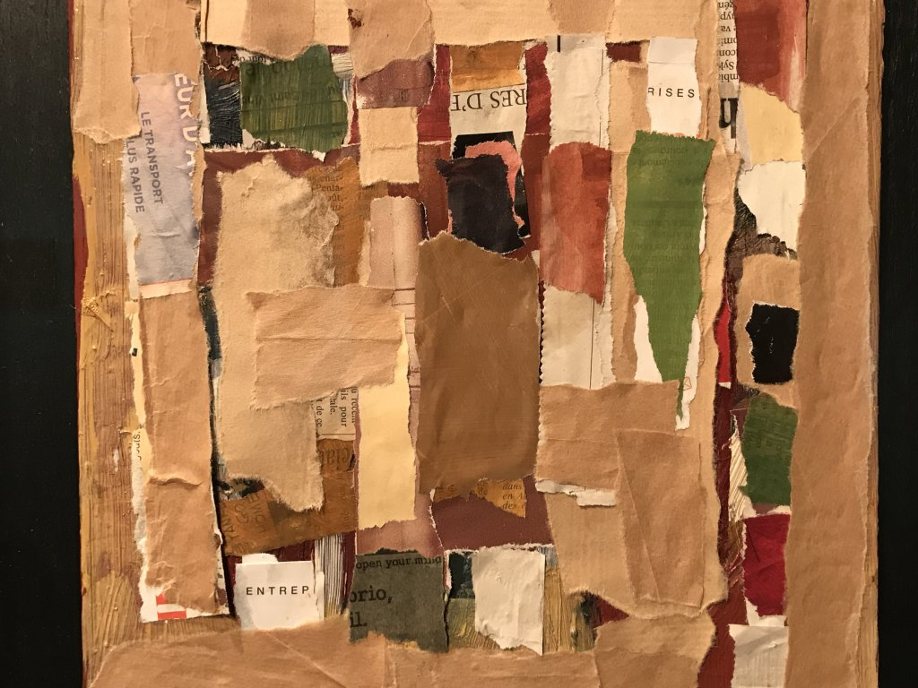 Vue de l'exposition Jean-Michel Coulon - Galerie Dutko Bonaparte (42)