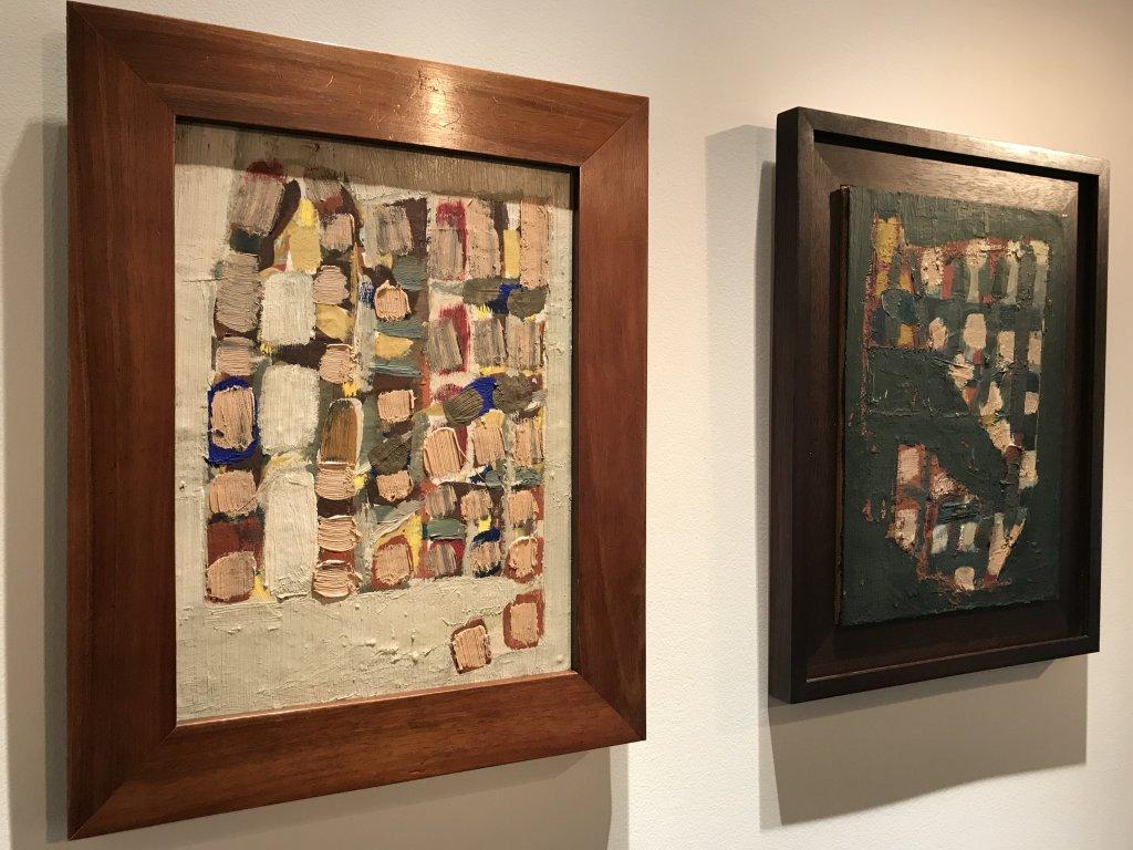 Vue de l'exposition Jean-Michel Coulon - Galerie Dutko Bonaparte (45)