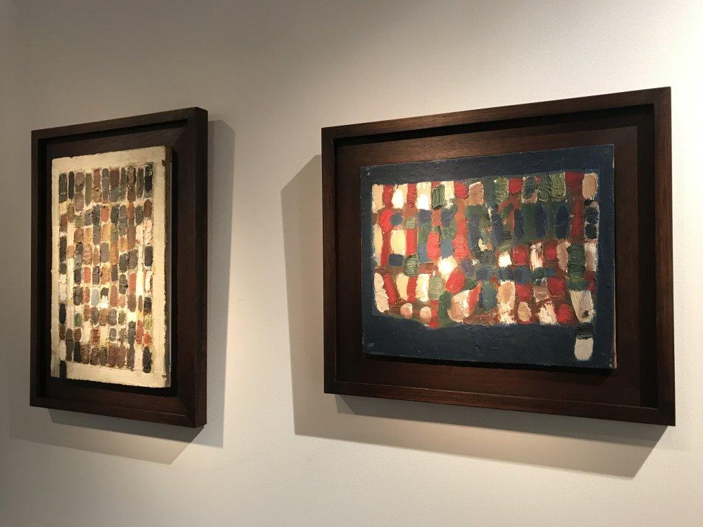 Vue de l'exposition Jean-Michel Coulon - Galerie Dutko Bonaparte (46)