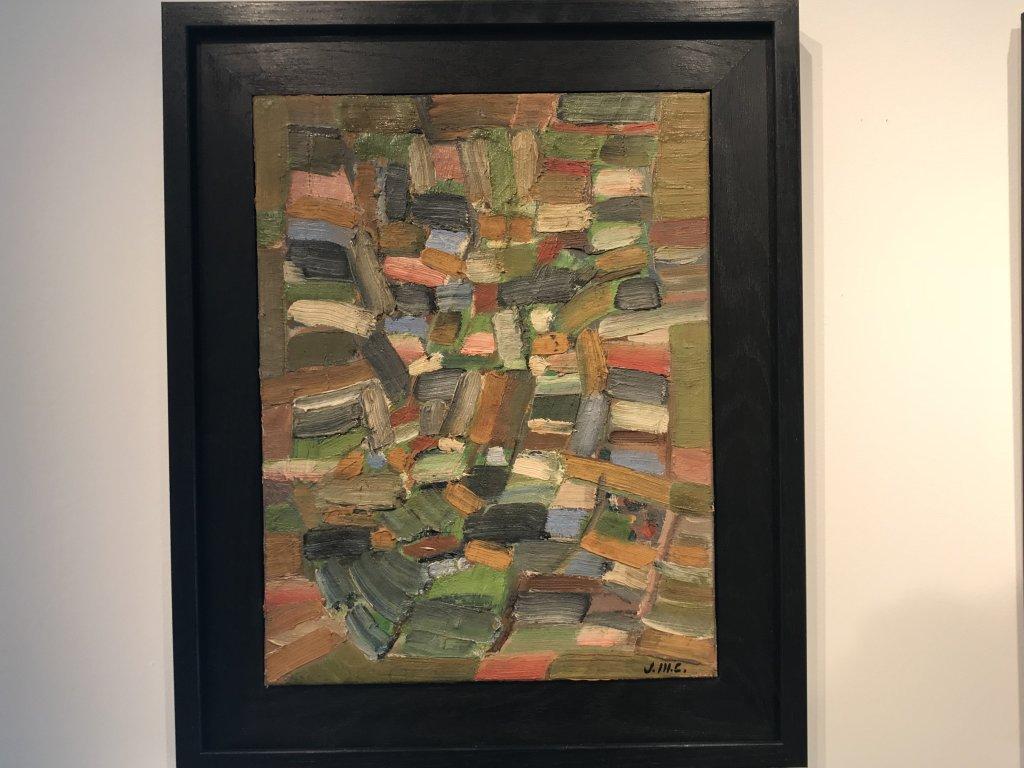 Vue de l'exposition Jean-Michel Coulon - Galerie Dutko Bonaparte (6)