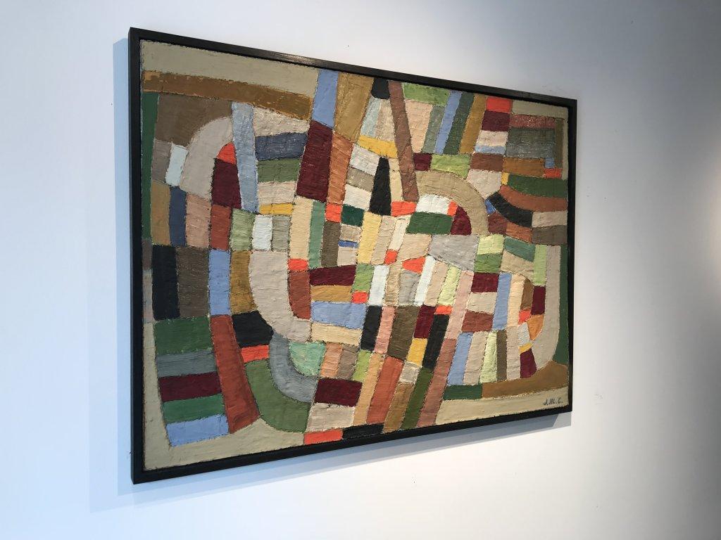 Vue de l'exposition Jean-Michel Coulon - Galerie Dutko Bonaparte (8)