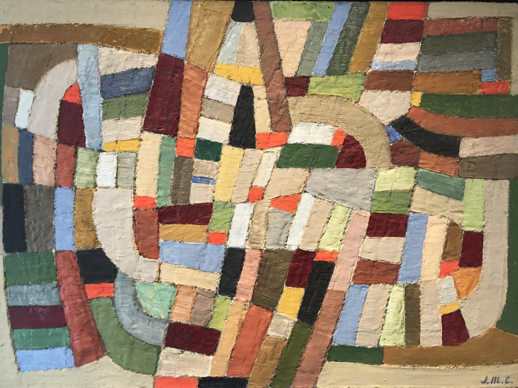 Vue de l'exposition Jean-Michel Coulon - Galerie Dutko Bonaparte (9)