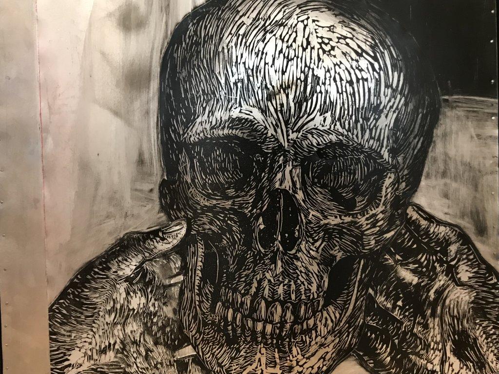 Vue de l'exposition Tijana Kojic, Syllogismes - Galerie Boris (19)