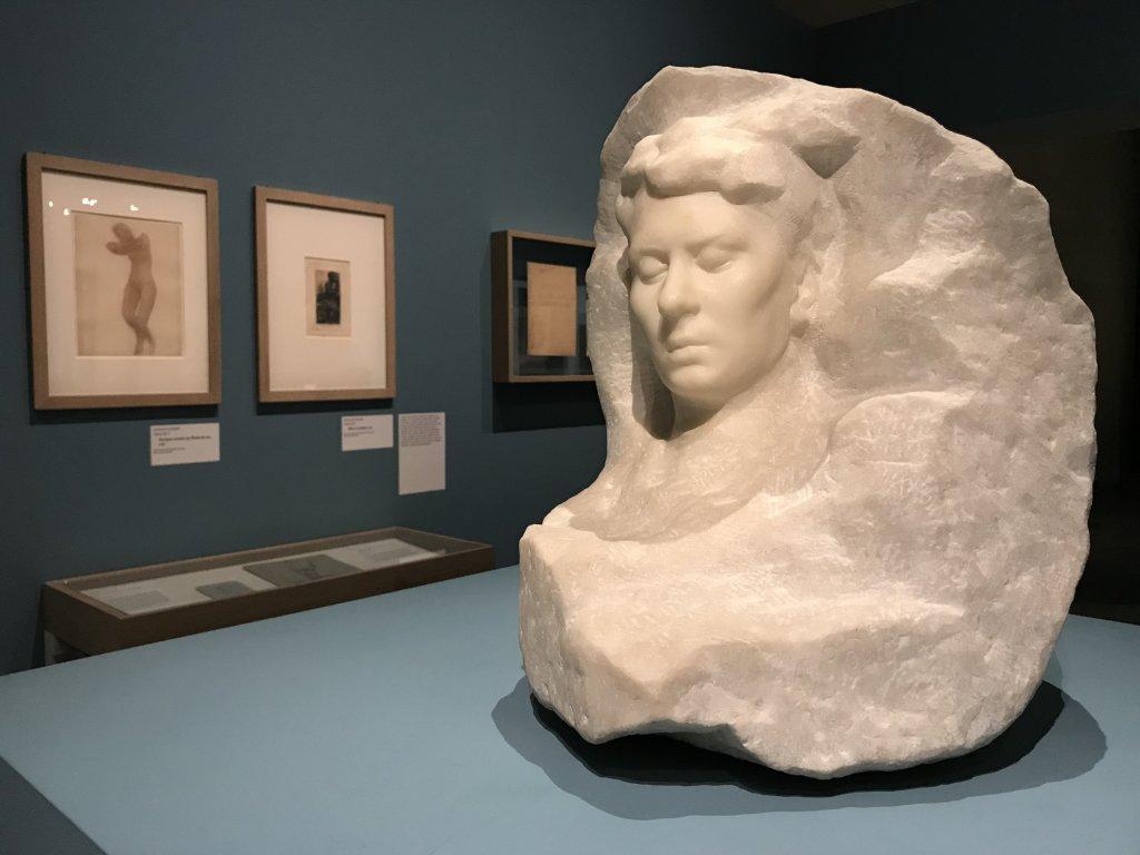 Vue de l'exposition Transmission, Transgression - Musée Bourdelle (1)