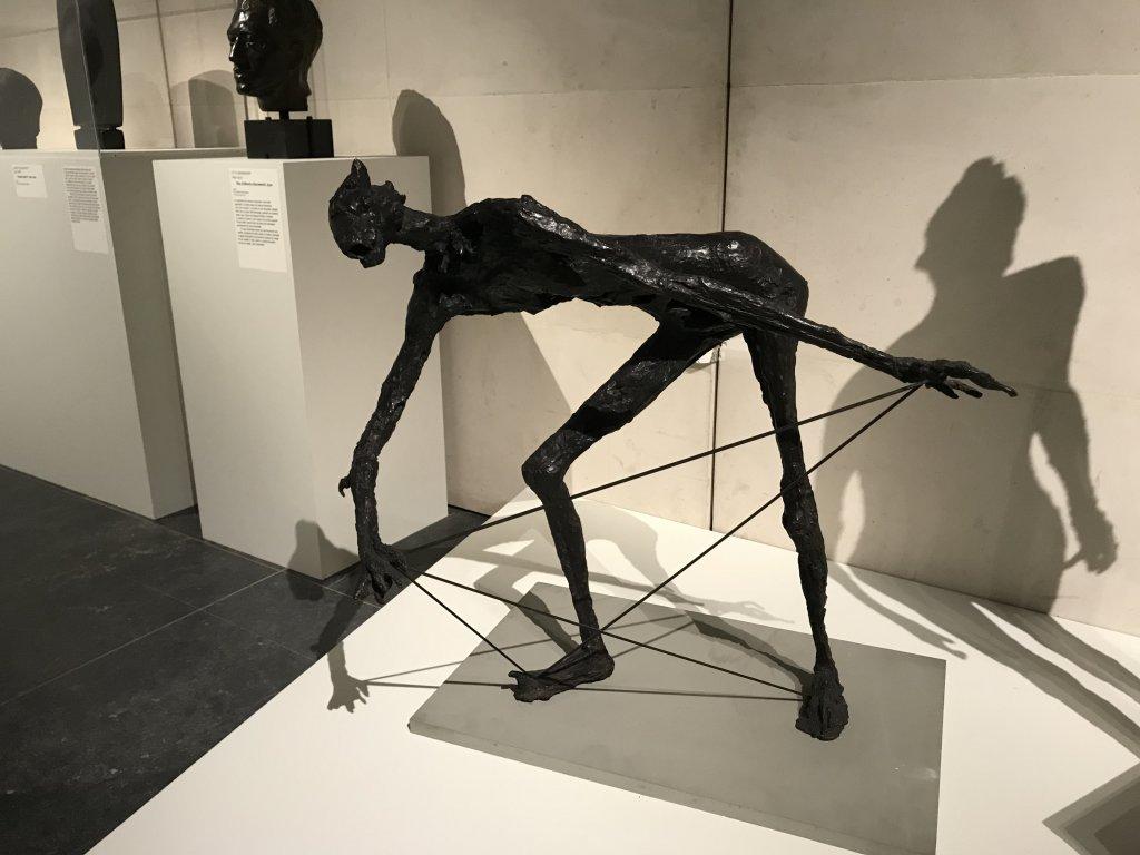Vue de l'exposition Transmission, Transgression - Musée Bourdelle (12)