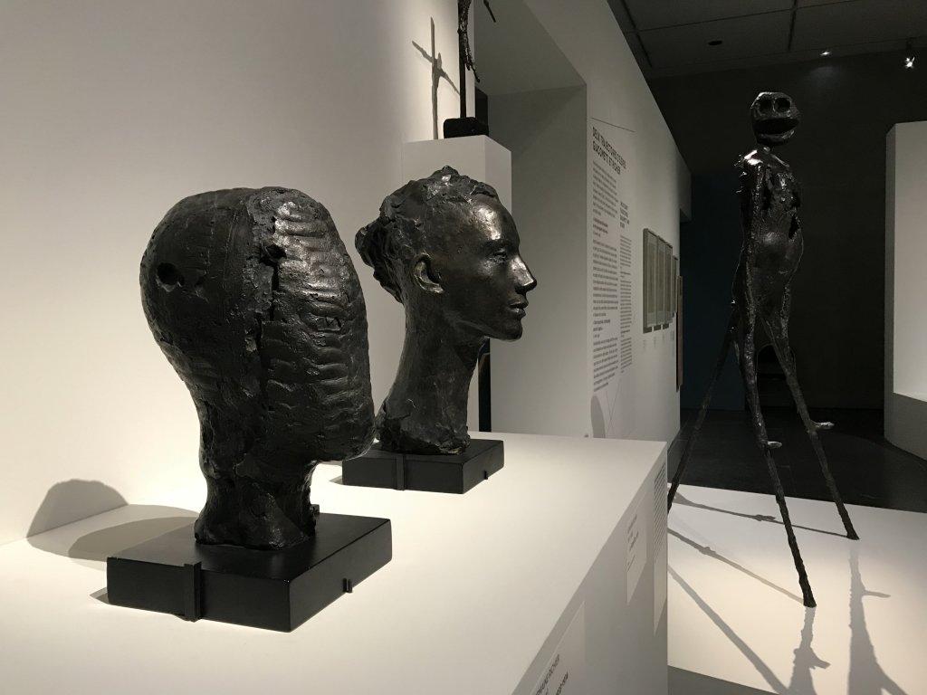 Vue de l'exposition Transmission, Transgression - Musée Bourdelle (14)