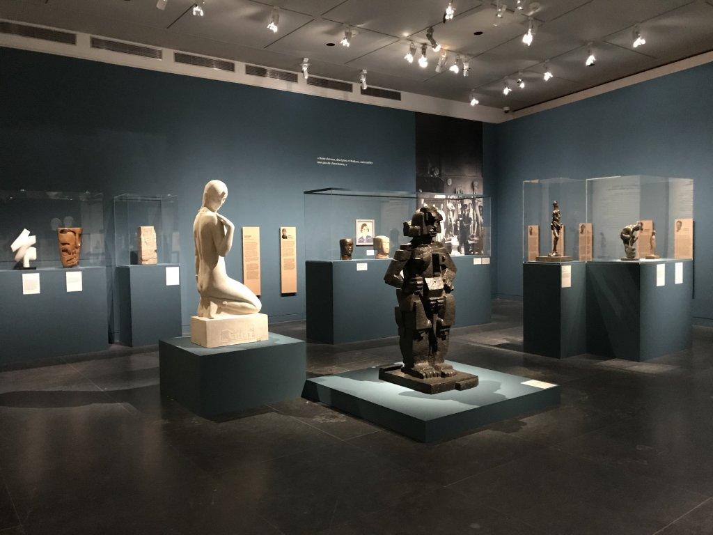 Vue de l'exposition Transmission, Transgression - Musée Bourdelle (16)