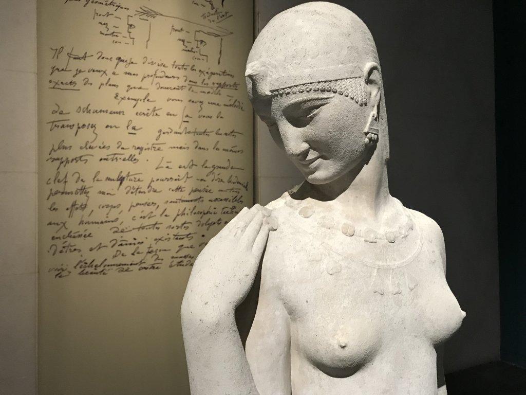Vue de l'exposition Transmission, Transgression - Musée Bourdelle (18)