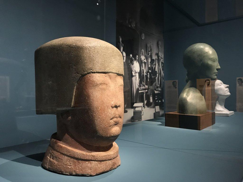 Vue de l'exposition Transmission, Transgression - Musée Bourdelle (22)