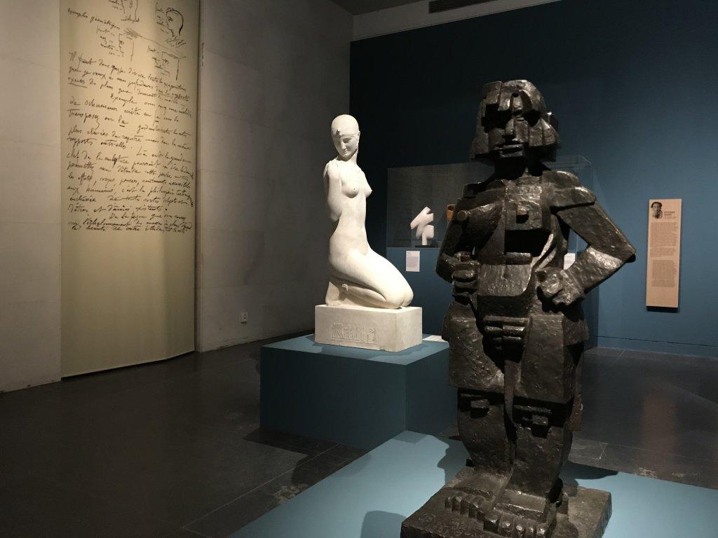 Vue de l'exposition Transmission, Transgression - Musée Bourdelle (24)